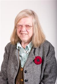 Councillor Eleanor Jackson